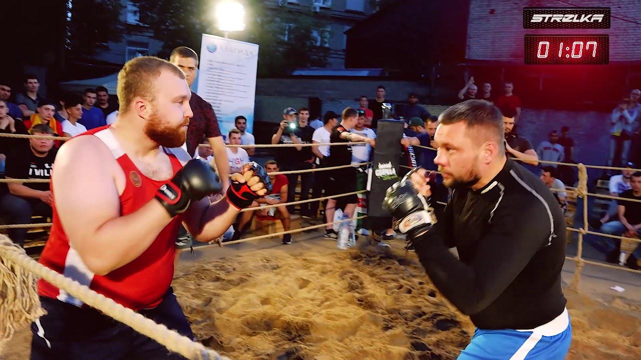 СОВЕТСКАЯ МАШИНА против Толстого Боксера !!!