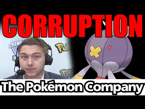Corruption in the Pokemon Company? Rule Manipulation Forcing a Loss at PAX