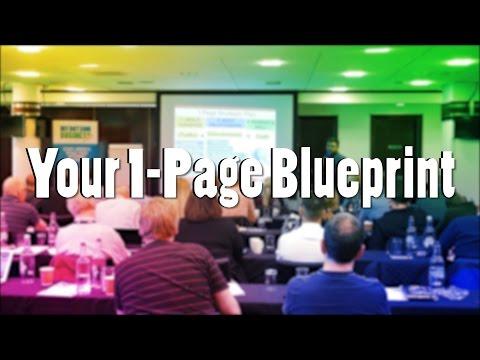 The 1-Page Strategic Framework • Shaqir Hussyin • Wealth Academy
