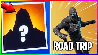 SKIN 'ROAD TRIP' REVEALED 100% on FORTNITE: BATTLE ROYALE! ROAD TRIP SKIN