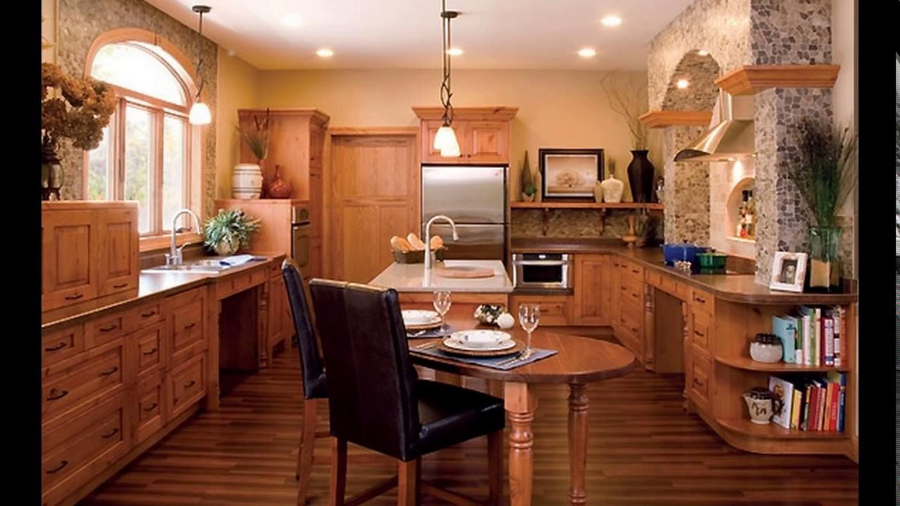 Ada Compliant Kitchen Design Youtube