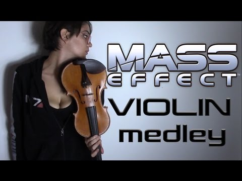 Mass Effect - Violin Medley (SPECIAL N7 DAY)