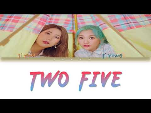 Download 1 Hour ✗ BOL4볼빨간사춘기 - 25 TWO FIVE Color Coded s Mp4 baru