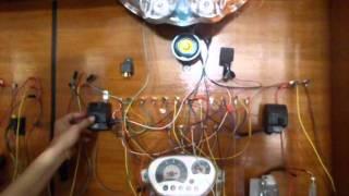 Wiring Diagram Kelistrikan pada Motor
