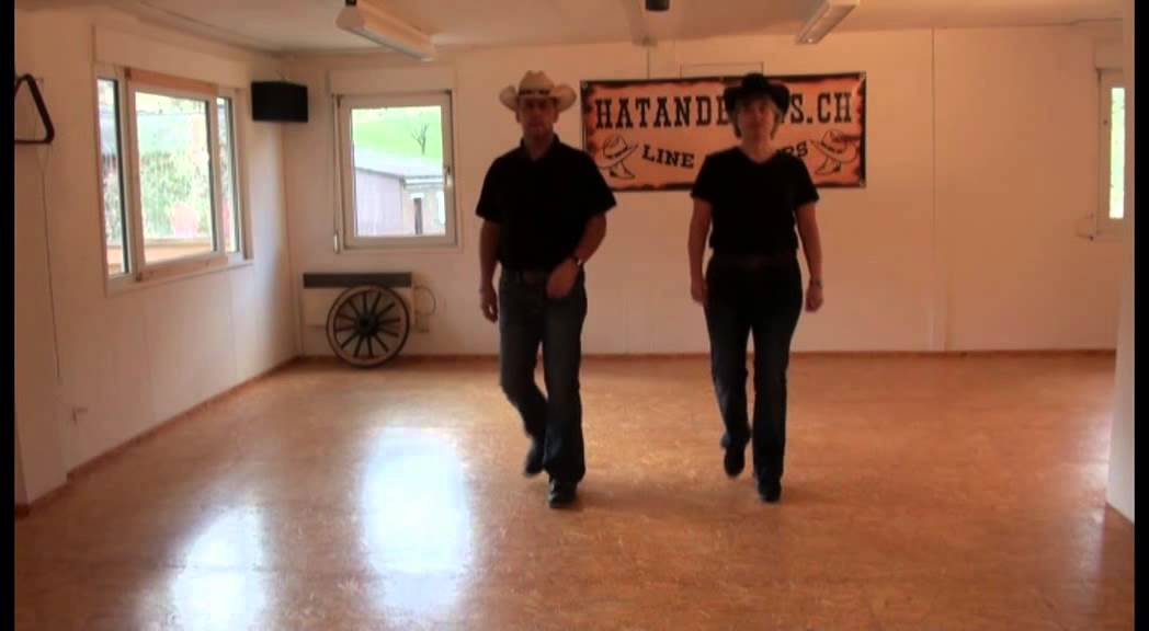 Family And Friends - Line Dance