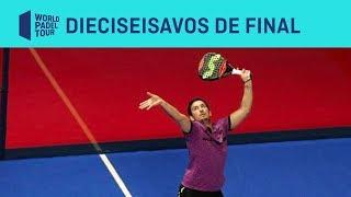 Resumen (Turno de Tarde) Dieciseisavos de Final Estrella Damm Alicante Open 2019