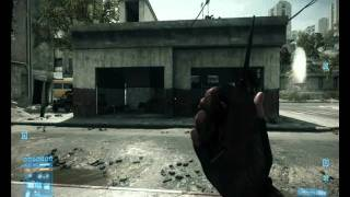Battlefield 3 destruction de batiments