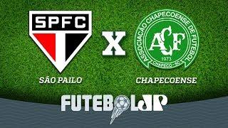 São Paulo x Chapecoense- 18/08/18