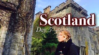 Scotland Day 5 Vlog!