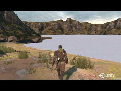 Viking Village Unity3D Fmod Integration