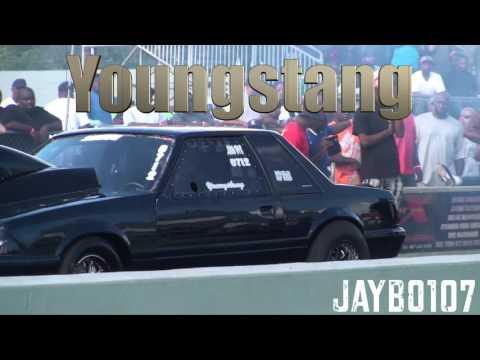 Youngstang vs Bodacious Orlando  Dragway