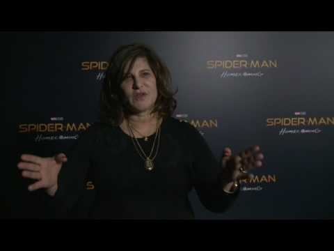 Spider-Man: Homecoming: Amy Pascal CinemaCon 2017 Movie Interview