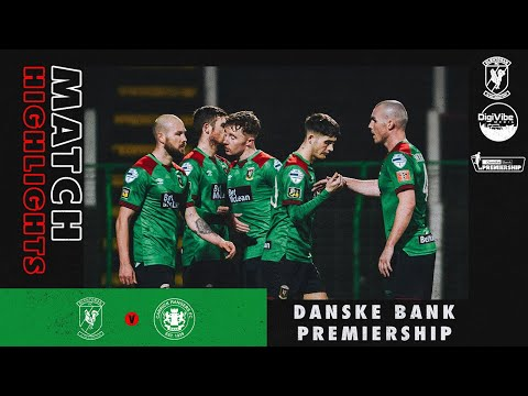 Glentoran Carrick Rangers Goals And Highlights