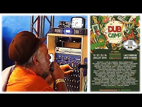[Dub Camp 2019] GUSSIE P on Wandem Sound System