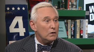 Roger Stone: Trump Is Having the Time of His Life