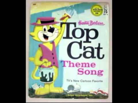 Top Cat - Hanna Barbera's Cartoon Classic - YouTube