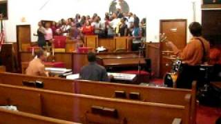 Come Thou Almighty King- UNC Gospel Choir