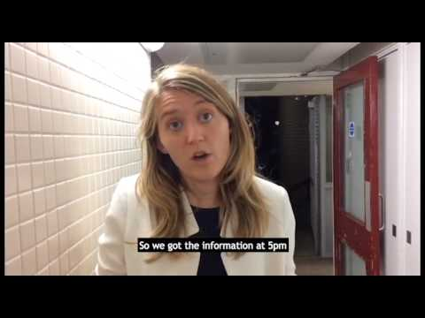 Camden Council leader Georgia Gould explains why she ordered mass evacuation of Chalcot Estate