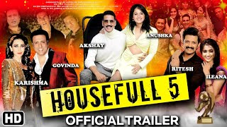 Akshay Kumar superhit film housefull 5 official trailer 2020,Akshay Kumar, Anushka Shetty, Govinda