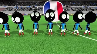 Stickman Soccer 2018 Android Gameplay #5