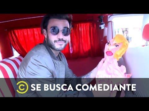 Manejando con Diego Alfaro - ¿Un vagabundo en la Churumbela?