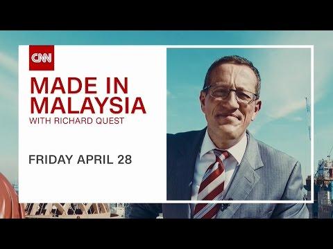 "CNN International: ""Made in Malaysia"" promo"
