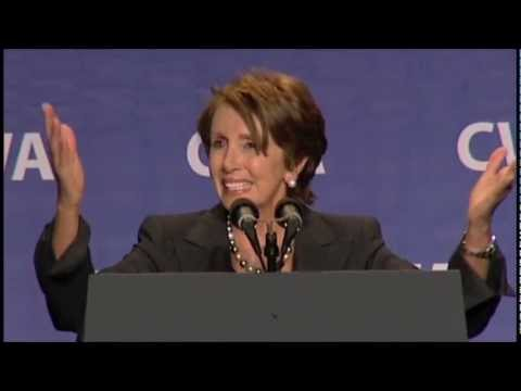 Democratic Leader Rep. Nancy Pelosi: 2012 CWA Legislative-Political Conference