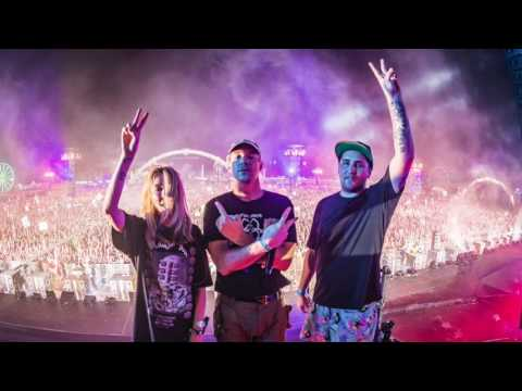 Alison Wonderland B2B Diplo B2B Jauz @ kineticFIELD - EDC Las Vegas 2017 (Full Live Set)