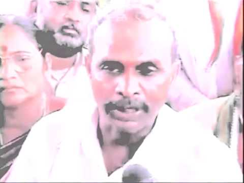 YSR sensational comments on Telangana - YS Rajasekhara Reddy Travel Video