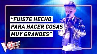 Se GANÓ el CORAZÓN de TODO Colombia con su DULCE voz | EL CAMINO #10