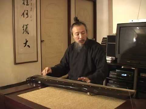 陽關三疊Three Variations On The Yang Pass/古琴Guqin .wmv