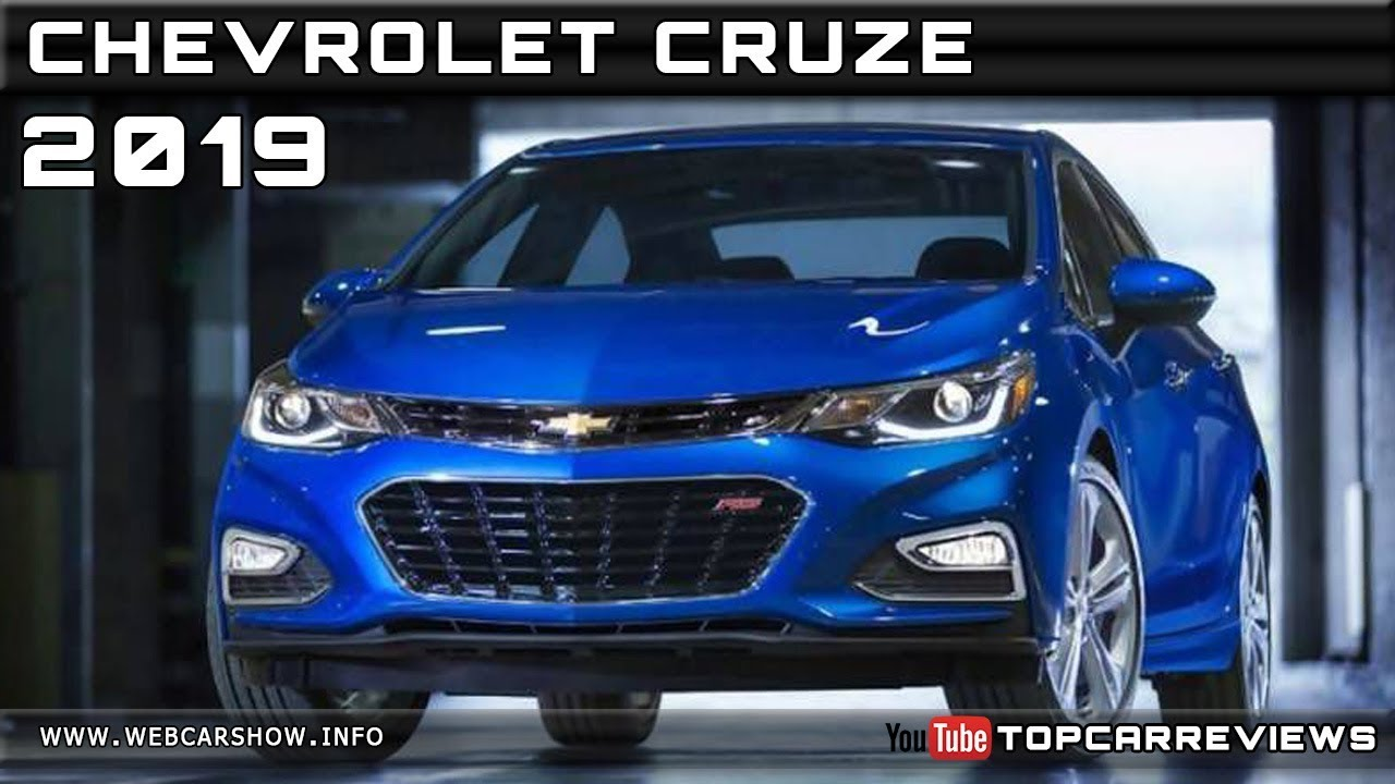 2019 Chevrolet Cruze Review Rendered Price Specs Release Date Youtube