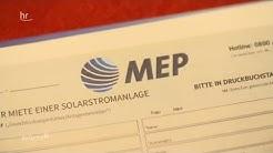 Schwere Vorwürfe gegen Solarfirma | defacto