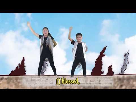 Hosanna (2018 VBS Jesusalem action song video)