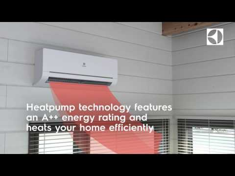 OptiBreeze Air-to-Air HeatPump Short - Electrolux - AirConditioner