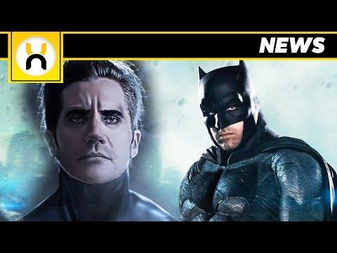 The Batman Not Filming Until 2019