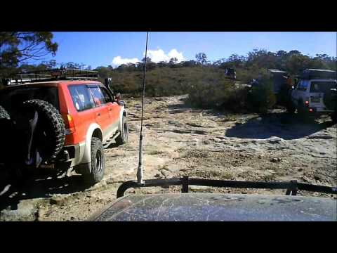 Mitsubishi Challenger Owners club Turon Trip 26th of May 2017