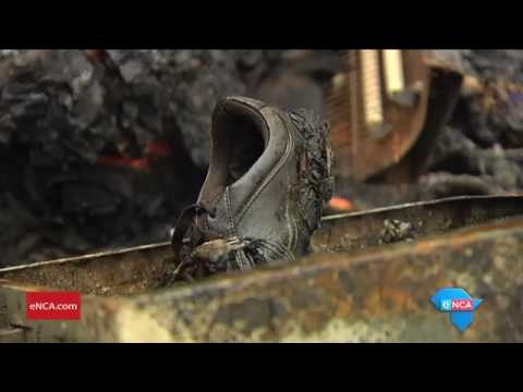 Deadly fire claims three siblings