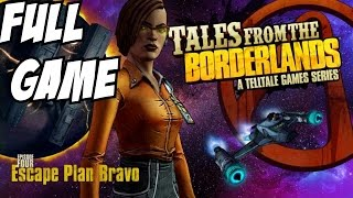 Tales from the Borderlands Full Episode 4 Walkthrough Part 1 Gameplay Review  Escape Plan Bravo