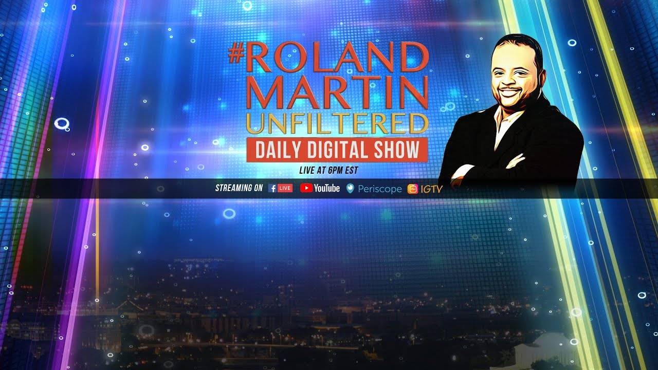#RolandMartinUnfiltered @BeWokeVote special w/ @RepMaxineWaters, Rev. Dr. James Lawson & others
