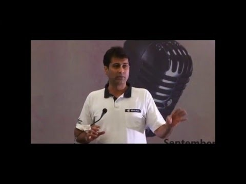 An Exclusive CEOs Meet (25th Sept 2013) - Mr. Rajiv Bajaj (MD - Bajaj Auto)