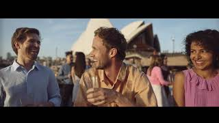 Welcome Back New Zealand | Tourism Australia 'Be The First' (60 sec)