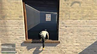RUANGAN RAHASIA DI GTA 5 # 7 tempat tersembunyi