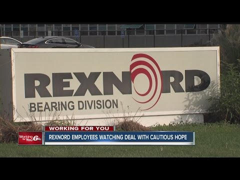 Rexnord employees watching Carrier deal