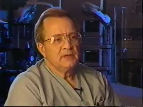 W. Dudley Johnson, MD Father of Coronary Bypass Surgery  Jerry Taft Interview