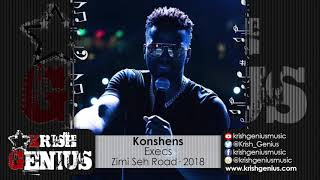 Konshens - Execs (Raw) Gyal Bounce Riddim - January 2018