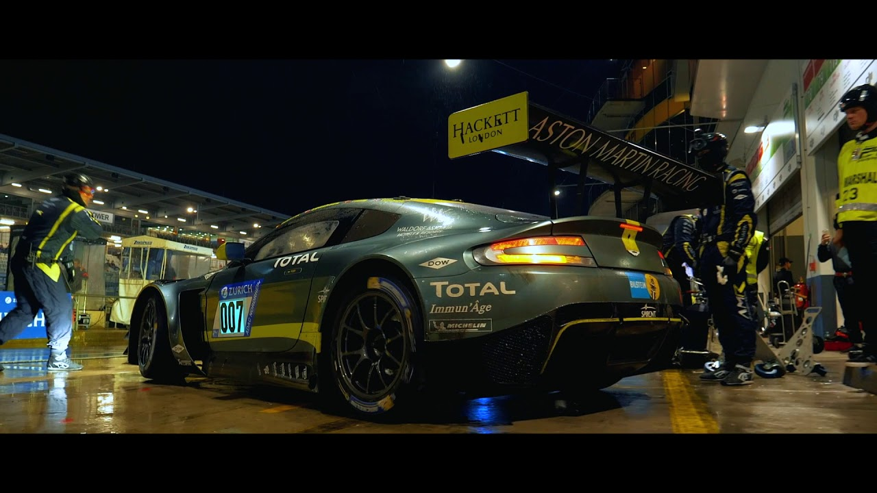 N24 Now Aston Martin Racing The 1 British Manufacturer At N24 Ever