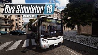 Bus Simulator 18 | AUTOBUS ROBOTNICZY - STREFA PRZEMYSŁOWA! #03 |