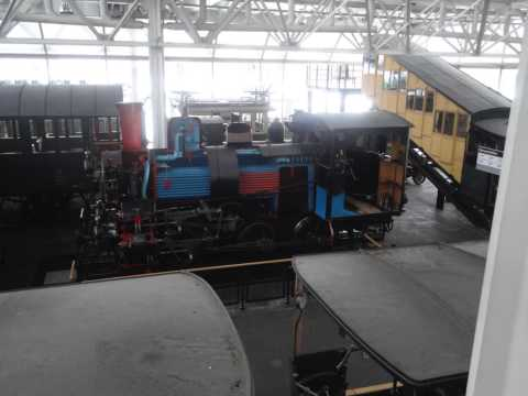Swiss Transport Museum in Lucern