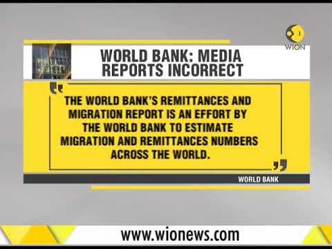 World bank denies Sharif's laundering money